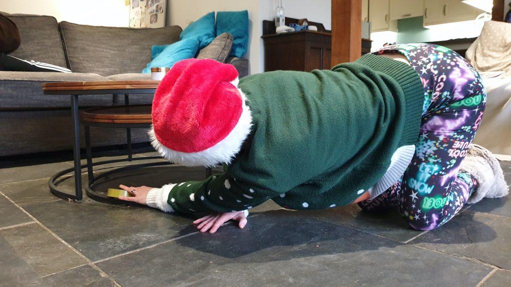 Christmas Pilates