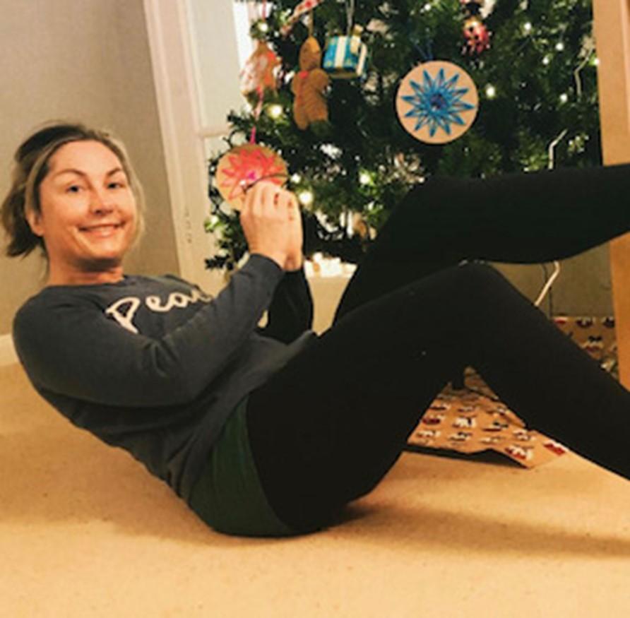 Christmas Tree Pilates