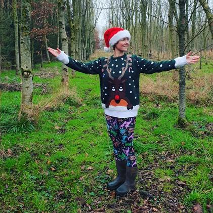 Pilates Christmas Arc
